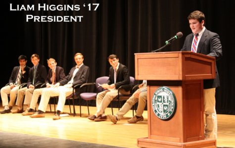 A Word of Introduction from the New Student Body President
