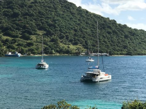Vacation in the British Virgin Islands