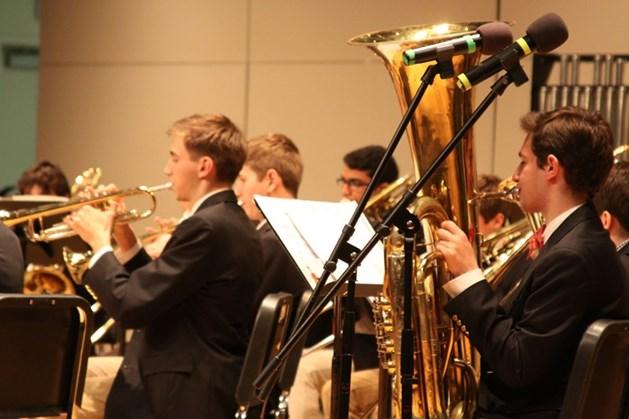 Delbarton Instrumental Concert