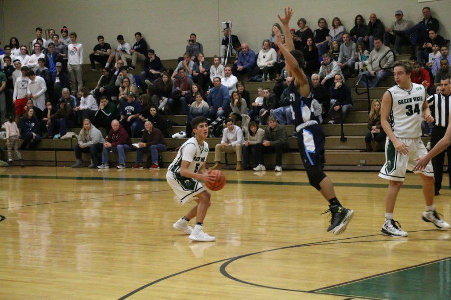 Delbarton Basketball vs Mendham
