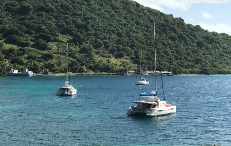 Vacation in the British Virgin Islands