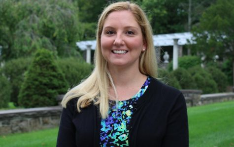 Delbarton's New Faculty Member: Mrs. Christine Connelly
