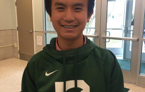 Student of the Week: William Li