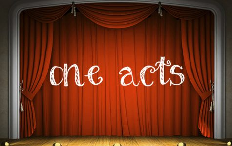 One Act Plays Announced