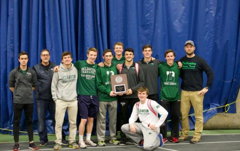Delbarton Sprinters Impress at the Millrose Games