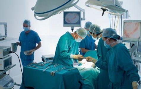 AP Biology Class Observes A Kidney Transplant