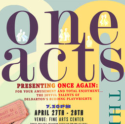 The One Acts Festival 2018: Preview and Information