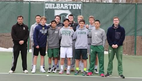 Varsity Tennis Team 2018 Mid-Season Update