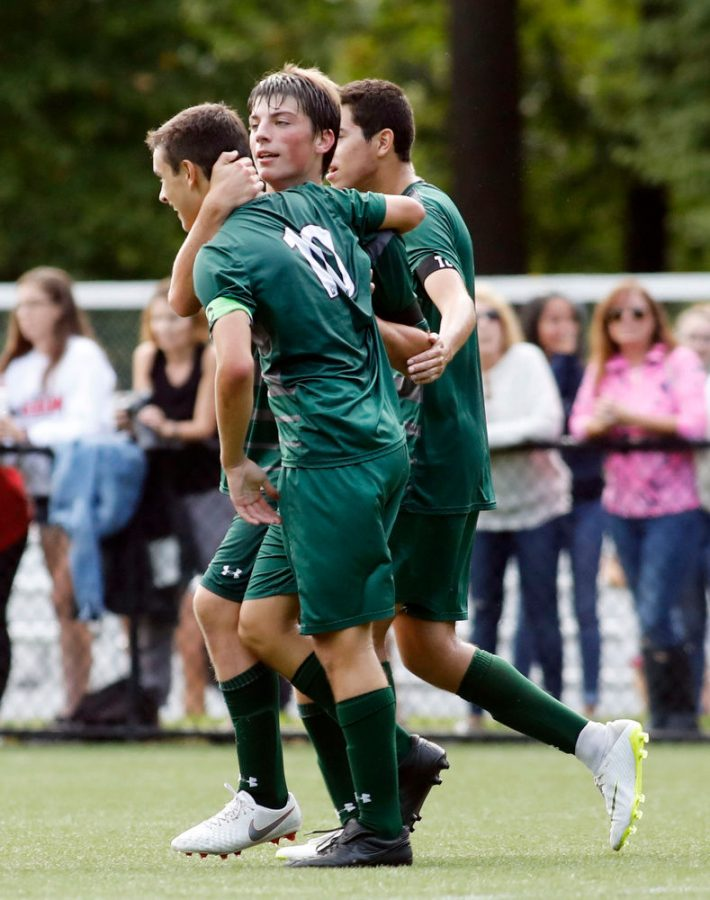 Will Donovan Propels Varsity Soccer Team Past Mendham and to 4-0 Start