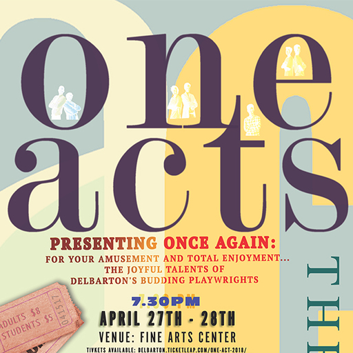 Slate Set for One-Act Festival – The Courier