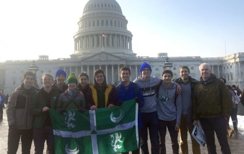 The March For Life and Delbarton