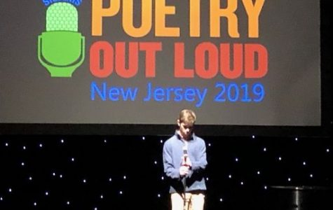 Poetry Out Loud Competition 2019