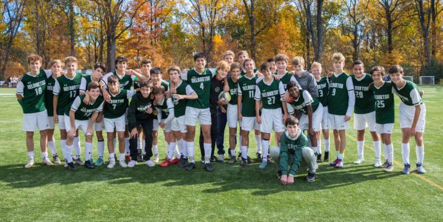 Freshman Soccer 2019 Year End