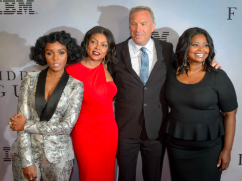 """Hidden Figures - An """"Out of this World"""" Film"""