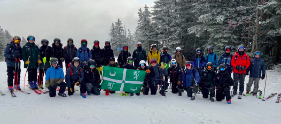 Delbarton Skiing: COVID-19 Edition